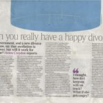 THE TIMES DIVORCE MEDIATION PRINTED