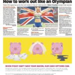 Train like an Olympian: Five high-tech secrets of the pro's